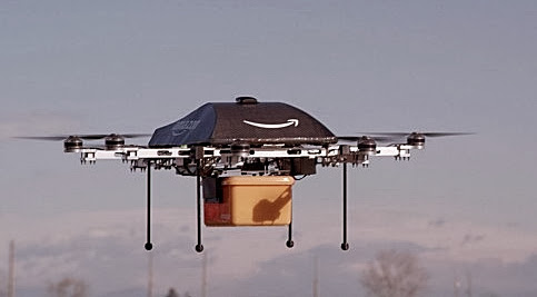 pesawat Prime Air dari Amazon