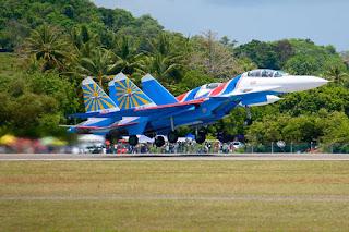Jet Tempur Baru Su-30SM
