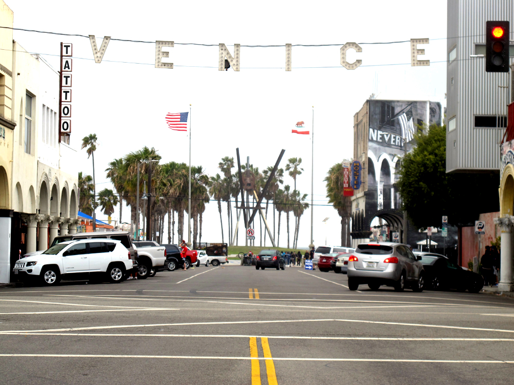 Venice Beach, LA - Los Angeles, California - travel blogger