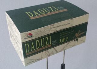 Teh Daduzi Cepat Melangsingkan Perut Buncit