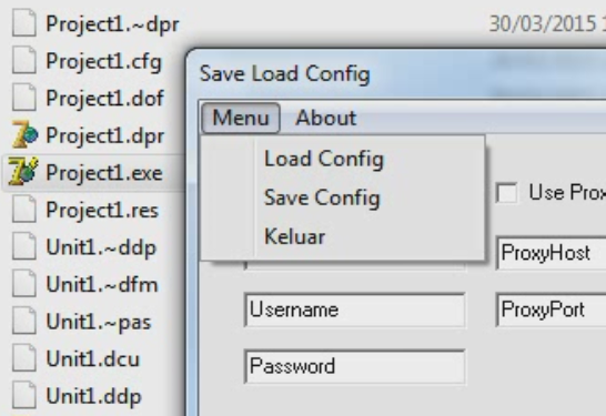 Kumpulan Source Code Delphi Terbaru 2015