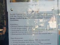 Lowongan kerja - Sunlife Financial Indonesia Syariah
