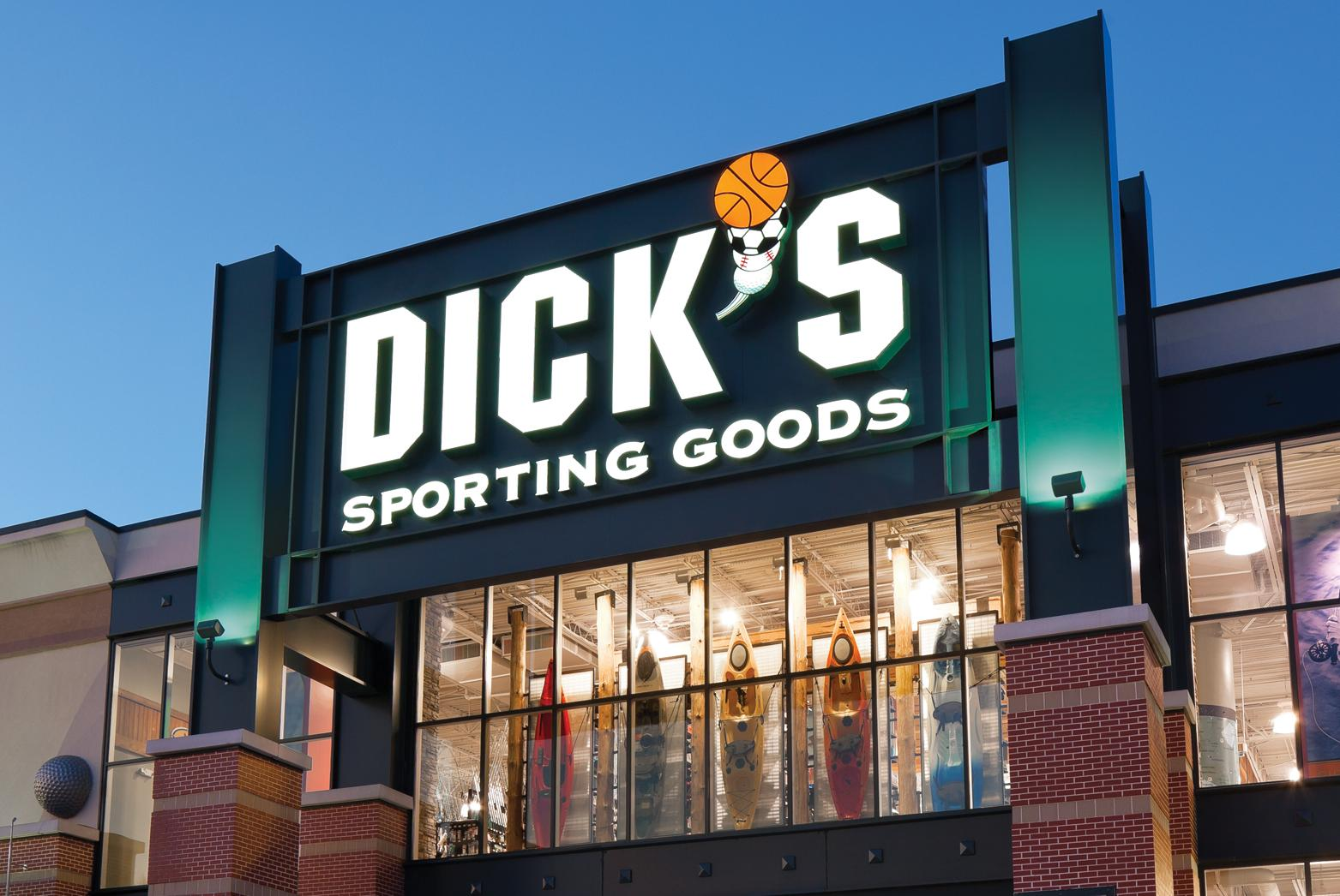 spriting goods Dicks