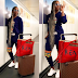 Photos: Nigeria  Tiwa Savage and her long braids travel in style