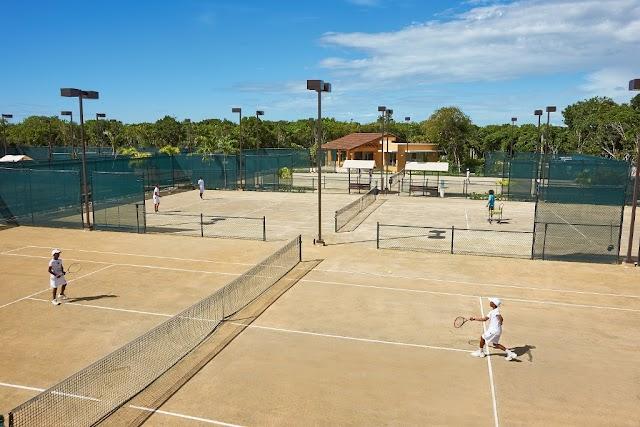 Grupo Puntacana apoyando tenis dominicano