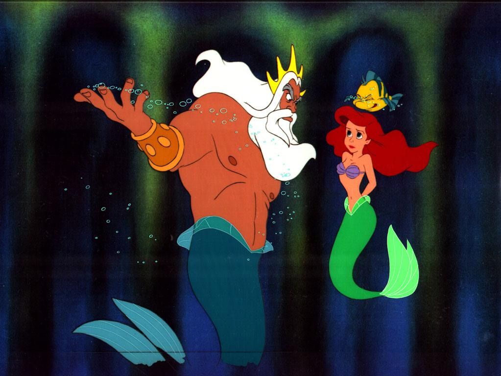 Women And Gender In Musicals Week: The Little Mermaid