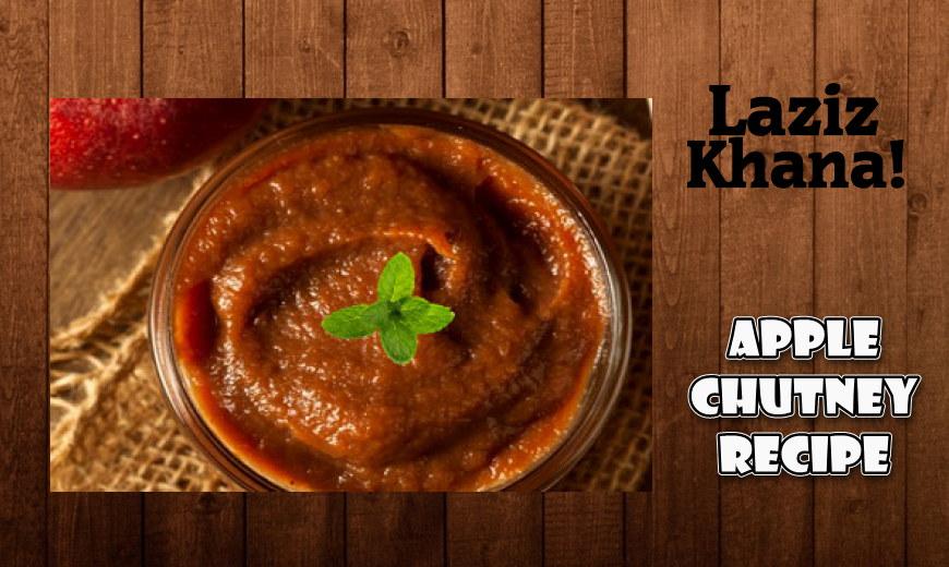 सेब की चटनी बनाने की विधि - Apple Chutney Recipe in Hindi