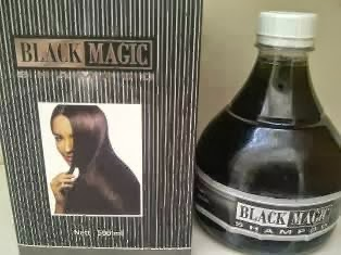 Black Magic Kemiri Shampoo