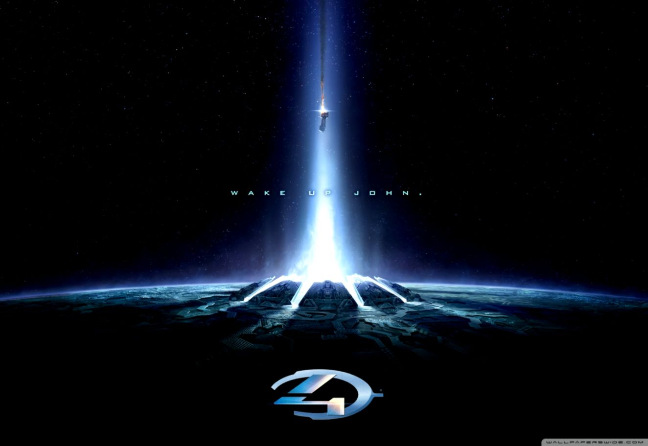 Halo 4 Wake Up John Wallpapers Wallpapers Dope