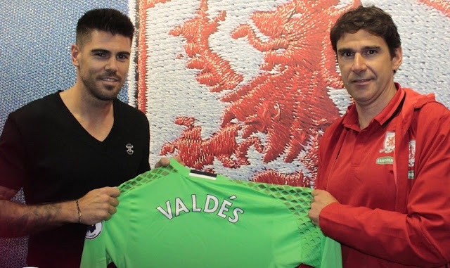 OFICIAL: Víctor Valdés é o novo reforço do Middlesbrough