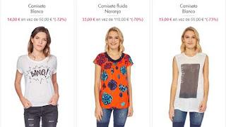 ropa IKKS para mujer 1