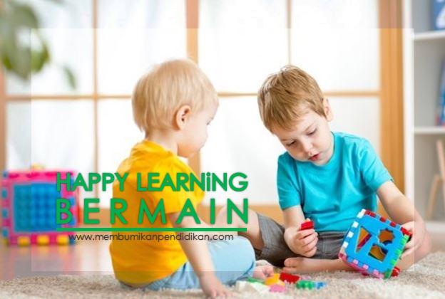 Pembelajaran yang Menyenangkan Melalui Bermain