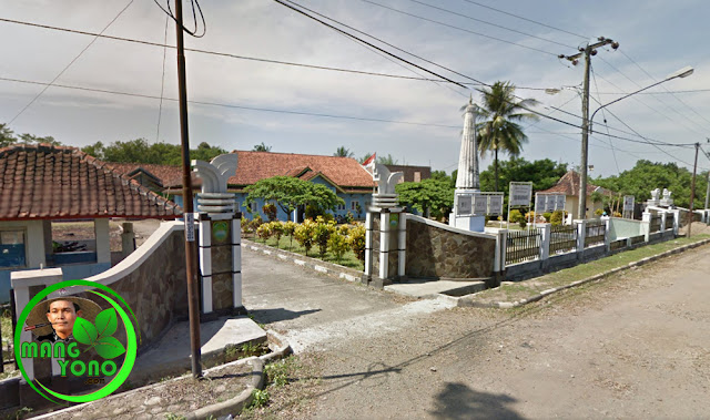 Gapura / Gerbang Desa Mekarwangi
