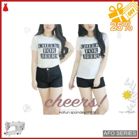 AFO736 Model Fashion Cheers Modis Murah BMGShop