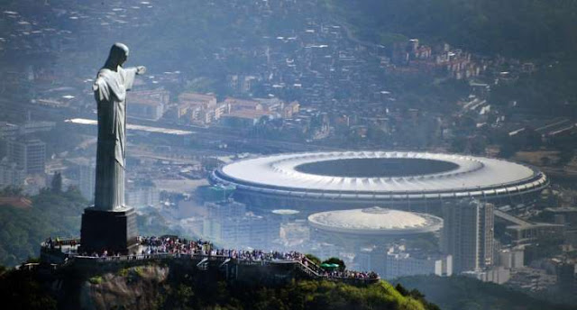 Alma Caipira - © Foto: AFP Os Jogos Olímpicos do Rio de Janeiro estão marcados para agosto deste ano