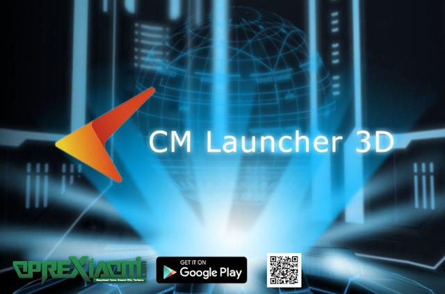 Download CM Launcher 3D Pro Apk v5.23.2 (No Ads) Full Unlocked