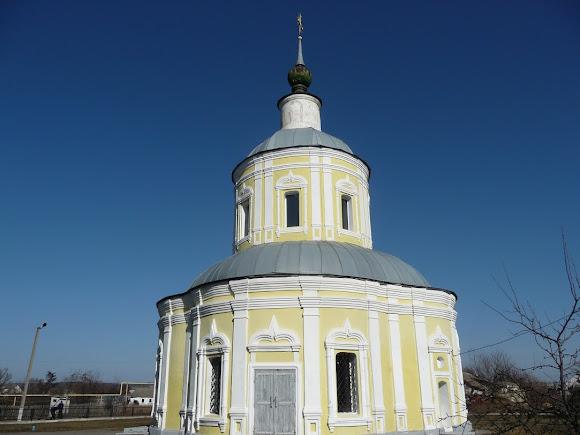 Китайгород. Свято-Миколаївська церква. 1751 р.