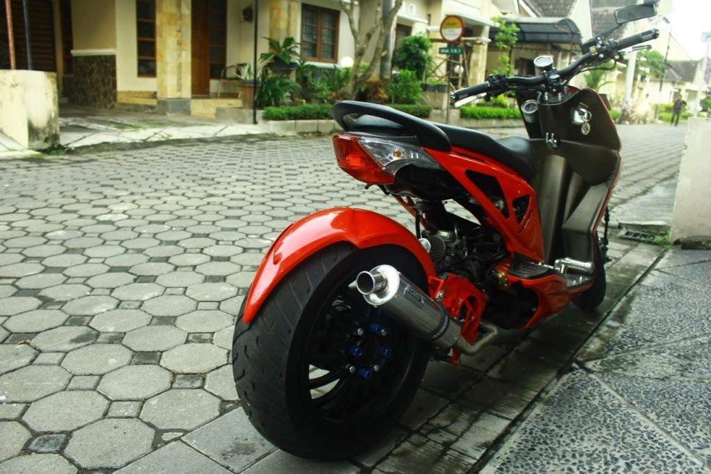Dunia Modifikasi: Kumpulan Modifikasi Motor Honda Beat Terbaru