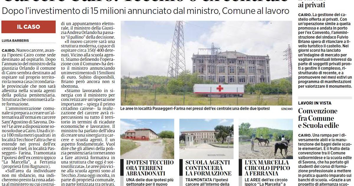 Alassiofutura valbormida notizie da cairo montenotte for Diretta da montecitorio
