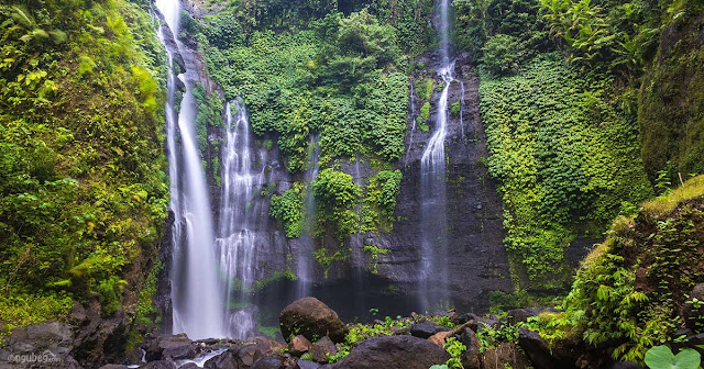 Sekumpul Waterfall - Waterfall Hidden Beauty of North Bali