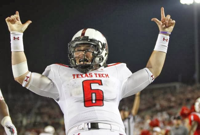 ebe73737a26 Texas Tech Quarterback Baker Mayfield Plans to Walk-On at Oklahoma ...