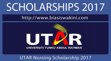 UTAR Nursing Scholarship 2017