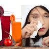 Must Try..!!! Fruit Juice to Treat Flu, Cough And Cold