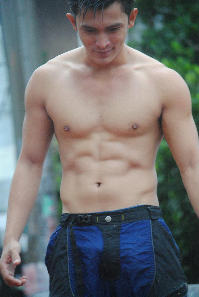 his bikini in Bulge