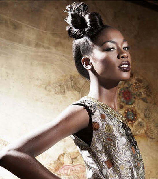 prom hairstyles black women