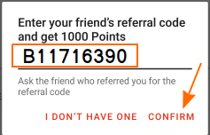 buzzbreak referral code