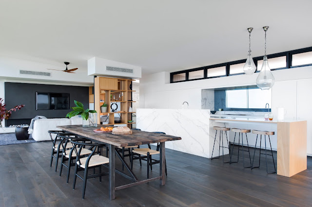 Minosa Design: Melbourne Kitchen Design  A famous view, house and