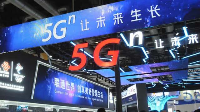 5G, CHINA, SUPREMACIA