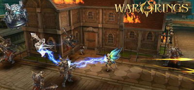 War Of Rings Apk Full Release For Android MMOARPG