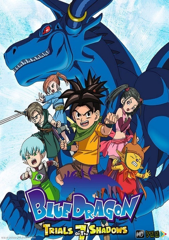 Blue Dragon- Tenkai no Shichi Ryuu