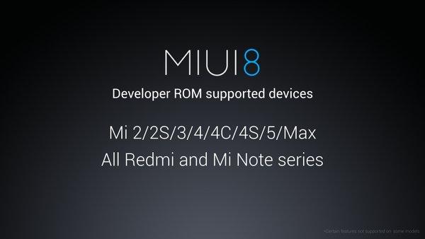 Xiaomi unveils MIUI 8 - Tech Updates