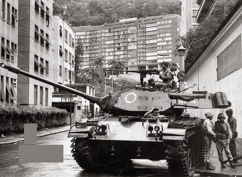 Resultado de imagem para imagens da ditadura militar no brasil