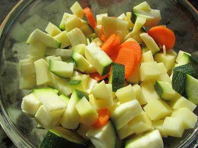 Potaje de verduras Thermomix
