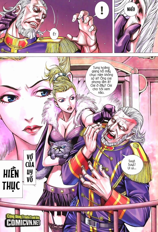Đại Quân Phiệt chap 21 trang 6