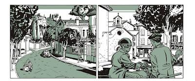 """Cómic: Reseña de """"Picasso en la Guerra CIvil"""" de Daniel Torres - Norma Editorial"""
