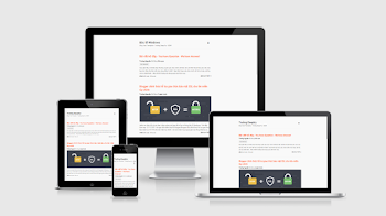 TẶNG MIỄN PHÍ - [BSW-05] Personal Simple Blogging - Responsive Template for Blogspot