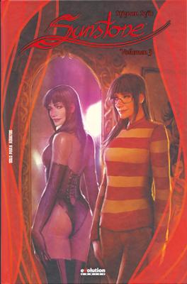 comic amor Sunstone de Sejic volumen 3 lesbianas sadomaso