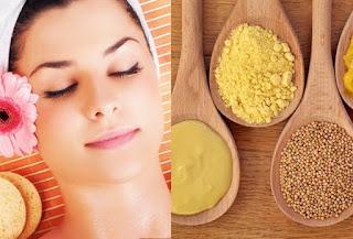 Лечебные свойства горчицы. Маски для лица и волос