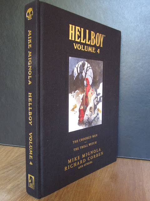 Hellboy, Volume 2: Wake the Devil