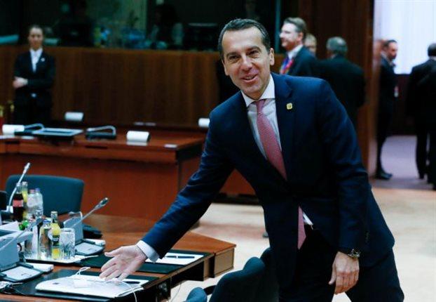 Αυστρία: Δεν τίθεται θέμα ένταξης της Τουρκίας στην ΕΕ