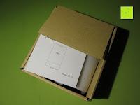 Verpackung öffnen: Aiho 50ml USB Auto Aroma Diffuser Mini AD-P3 Aromatherapie Ätherische Öl Ultraschall Luftbefeuchter Humidifier