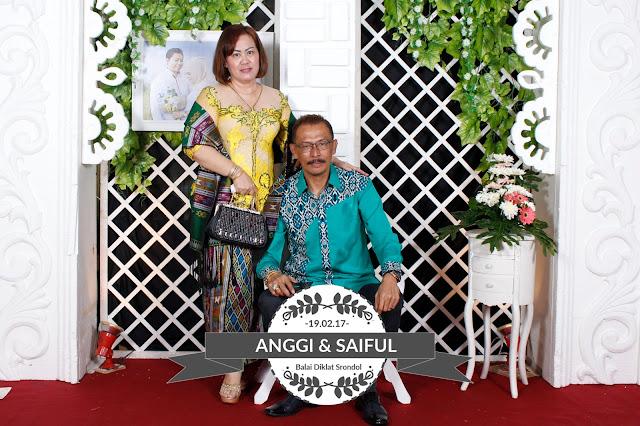 +0856-4020-3369 ; Jasa Photobooth Semarang ~Wedding Anggi Syaiful~