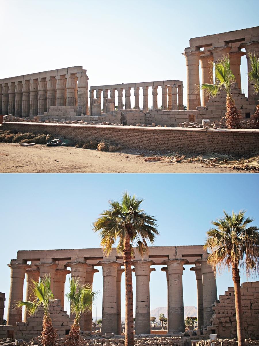 luxor ägypten rundreise