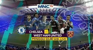 Susunan Pemain Chelsea vs West Ham United #CHEWHU