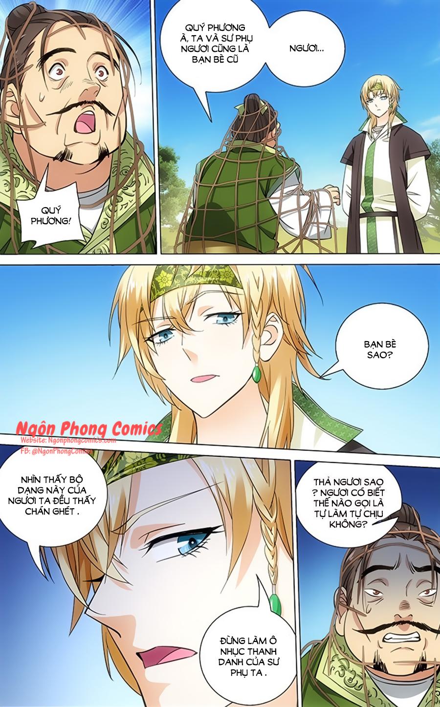 Vương Gia Không Nên A Chap 64 - Trang 3