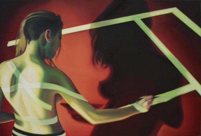 Американский художник. Ulrika Andersson